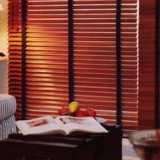 loja de cortina persiana horizontal Ganchos